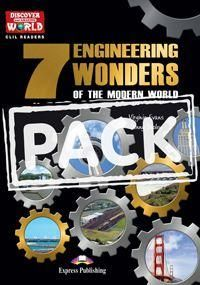 7 ENGINEERING WONDERS OF THE ANCIENT WORLD STUDENTS PACK 1