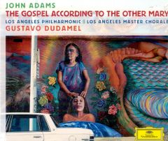 ADAMS JOHN/ THE GOSPEL ACCORDING TO THE OTHER MARY-CD