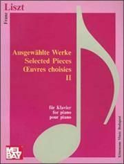 SELECTED PIANO PIECES II