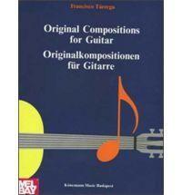 ORIGINAL COMPOSITIONS FOR GUITAR