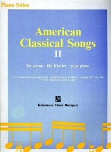 AMERICAN CLASSICAL SONGS II