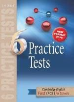 6 PRACTICE TESTS FCE FOR SCHOOLS 2015