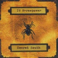 16 HORSEPOWER SECRET SOUTH CD