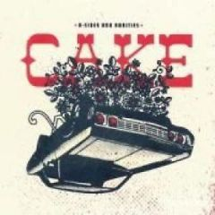 CAKE B SIDES AND RARITIES CD
