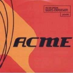 JON SPENCER BLUES EXPLOSION THE ACME EXTRA ACME 2CD