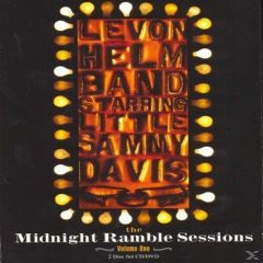LEVON HELM BAND MIDNIGHT RAMBLE MUSIC SESSIONS VOL 1 CD DVD