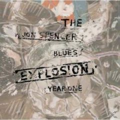 JON SPENCER BLUES EXPLOSION THE YEAR ONE CD