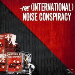 INTERNATIONAL NOISE CONSPIRACY THE ARMED LOVE CD
