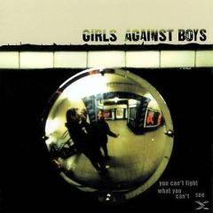 GIRLS VS BOYS YOU CAN'T FIGHT WHAT YOU CAN'T SEE CD
