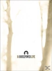16 HORSEPOWER LIVE IN CONCERT DVD