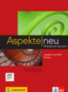 ASPEKTE 1 B1  KURSBUCH   DVD NEU