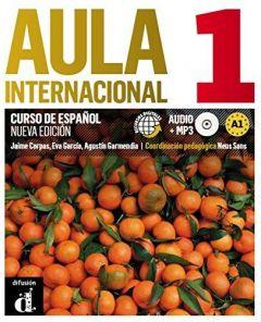 AULA 1 INTERNACIONAL  CD   ANEXO SET