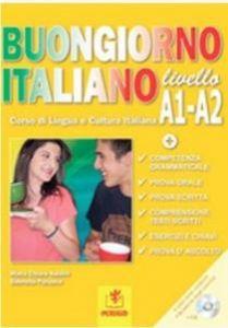 BUONGIORNO ITALIANO LIVELLO A1-A2 CD