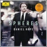 HOPE DANIEL / SPHERES - 2LP 180gr