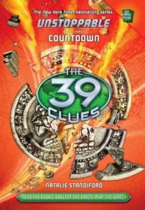 THE 39 CLUE UNSTOPPABLE BOOK 3 COUNTDOWN