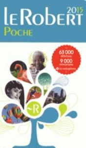 LE ROBERT DE POCHE 2015  (ΓΑΛΛΙΚΟ ΛΕΞΙΚΟ)