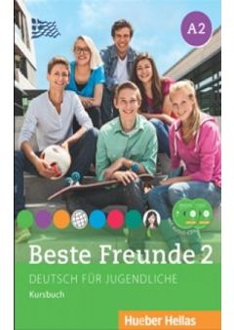 BESTE FREUNDE 2 A2 KURSBUCH 2CD