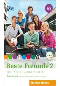 BESTE FREUNDE 2 A2 ARBEITSBUCH