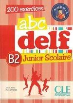ABC DELF B2 JUNIOR SCOLAIRE