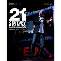 21st CENTURY READING TED TALKS 4 ST/BK