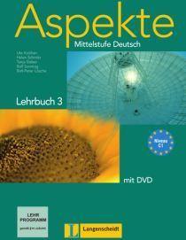 ASPEKTE 3 LEHRBUCH MIT DVD