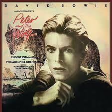 DAVID BOWIE / PETER & THE WOLF - LP 180gr