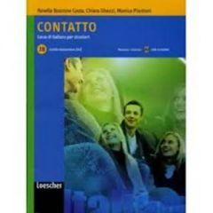 CONTATTO 1B STUDENTE ED ESERCIZI   CD