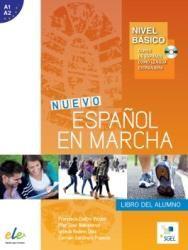 ESPANOL EN MARCHA NUEVO   CD LIBRO DEL ALUMNO