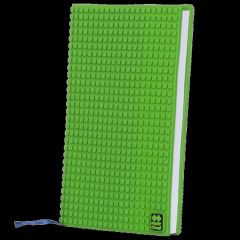 ΣΗΜΕΙΩΜΑΤΑΡΙΟ PIXIE CREW A5 COVER GREEN