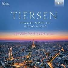 JEROEN VAN VEEN / TIERSEN POUR AMELIE - 2LP 180gr
