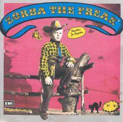 ΠΑΥΛΟΣ ΣΙΔΗΡΟΠΟΥΛΟΣ / ZORBA THE FREAK - LP 180fgr