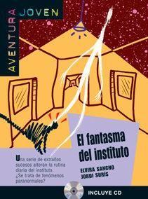 EL FANTASMA DEL INSTITUTO CD