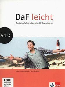 DAF LEICHT A1.2 KURSBUCH UND UBUNGSBUCH   DVD