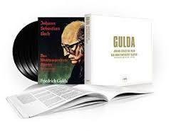 JOHANN SEBASTIAN BACH GULDA / BWV 846 - 869 & 870 - 893 - 5LP 180gr