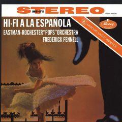 FREDERICK FENNELL /  HI FI A LA ESPANOLA - LP 180gr