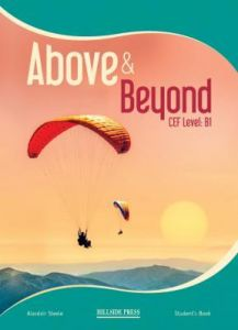 ABOVE & BEYOND CEF LEVEL B1 STUDENTS