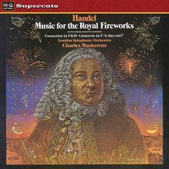 HANDEL MACKERASS / FIREWORK MUSIC - LP 180gr