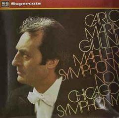 MAHLER GIULINI / SYMPHONY NO 1 - LP 180gr