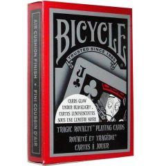 BICYCLE TRAGIC ROYALTY DECK