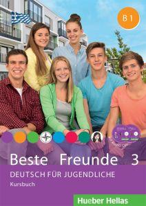 BESTE FREUNDE 3 B1 KURSBUCH 2CD