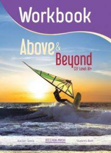 ABOVE BEYOND B1  WB