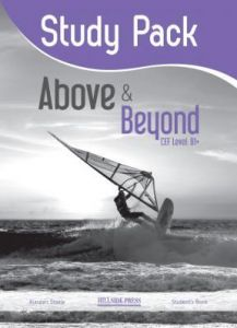 ABOVE BEYOND B1  STUDY PACK
