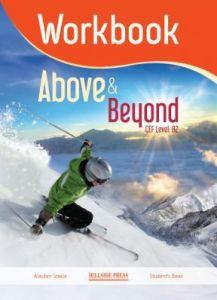 ABOVE & BEYOND B2 WORKBOOK
