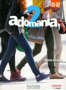 ADOMANIA 2 A1 A2 METHODE   CD