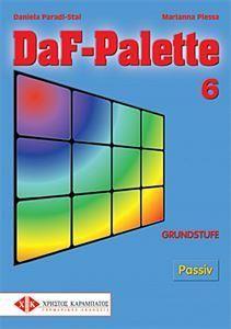 DAF PALETTE 6 GRUNDSTUFE