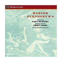 MAHLER KLETZKI / SYMPHONY N0 4 - LP 180gr