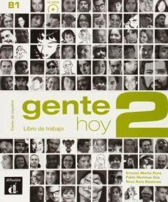 GENTE HOY 2 EJERCICIOS CD