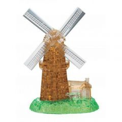 CRYSTAL PUZZLE WINDMILL