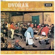DVORAK KERTESZ / SYMPHONY NO9 - LP 180 GR