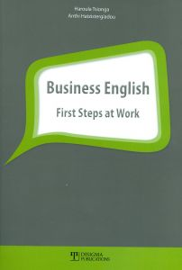 BUSINESS ENGLISH FIRST STEPS AT WORK